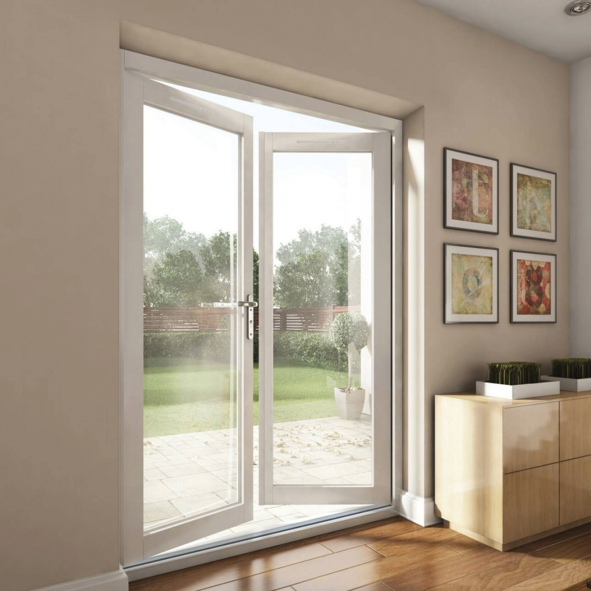 french doors exterior softwood photo - 4