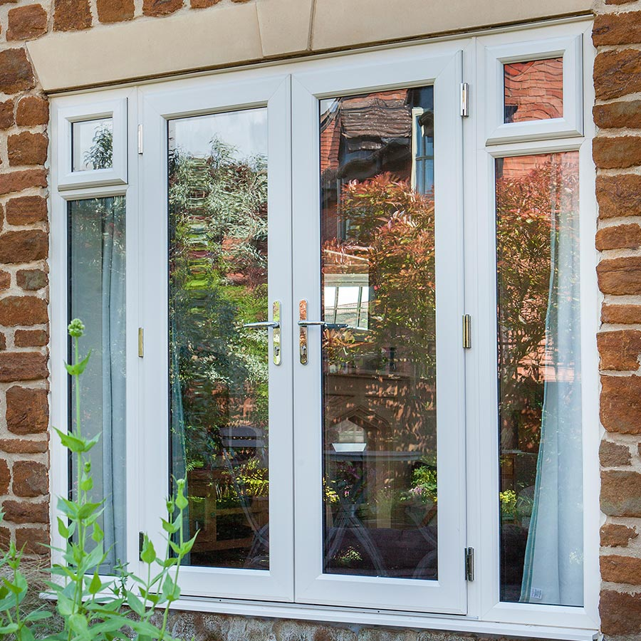 french doors exterior softwood photo - 9