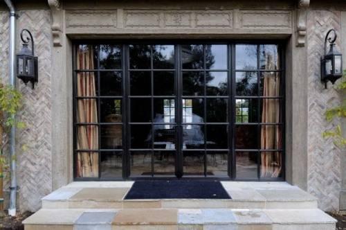 French Doors Exterior Steel Hawk Haven
