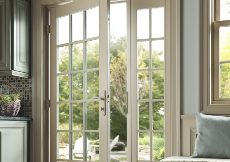 french doors exterior used photo - 3
