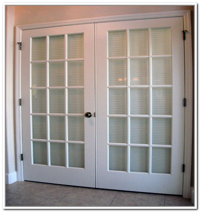 blinds door image doors picture of inspiration modern patio sliding with french in photo built kitchen decor home