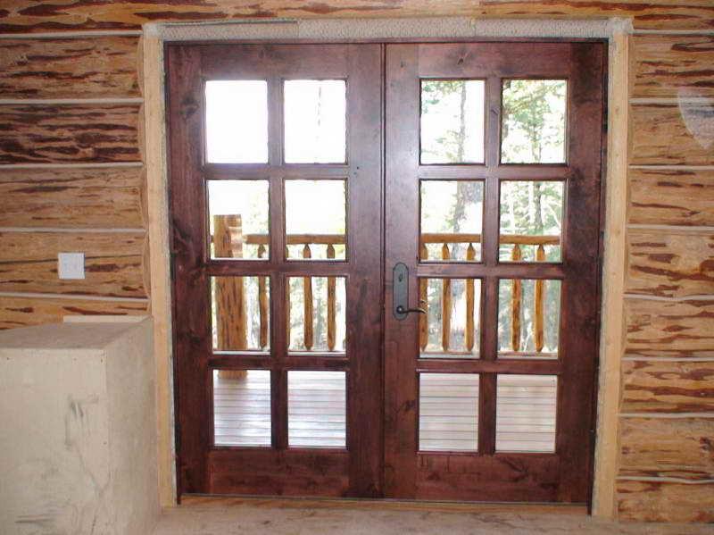 French Doors Exterior Wood Hawk Haven