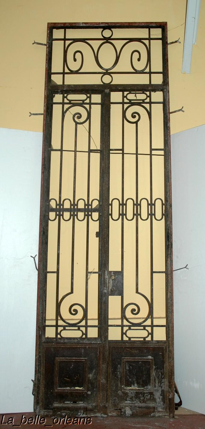French Doors Exterior Wrought Iron Photo   5