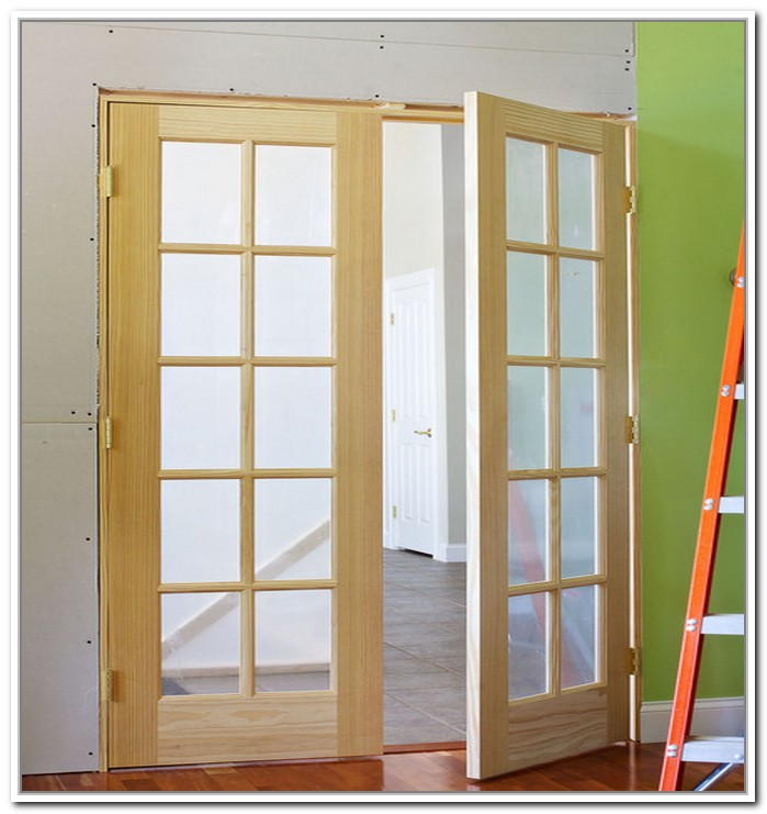 french doors interior 30 inch photo - 6
