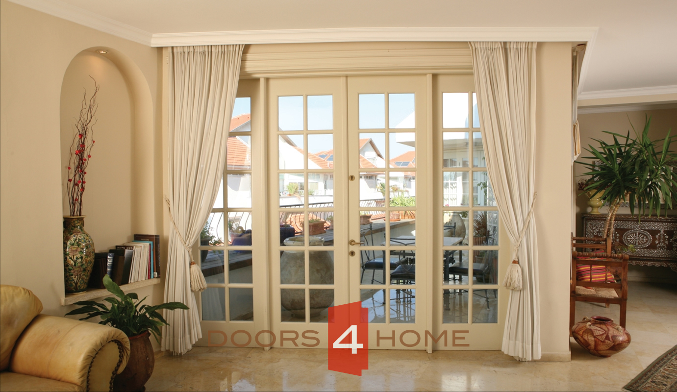 French Doors Interior 8 Foot Hawk Haven