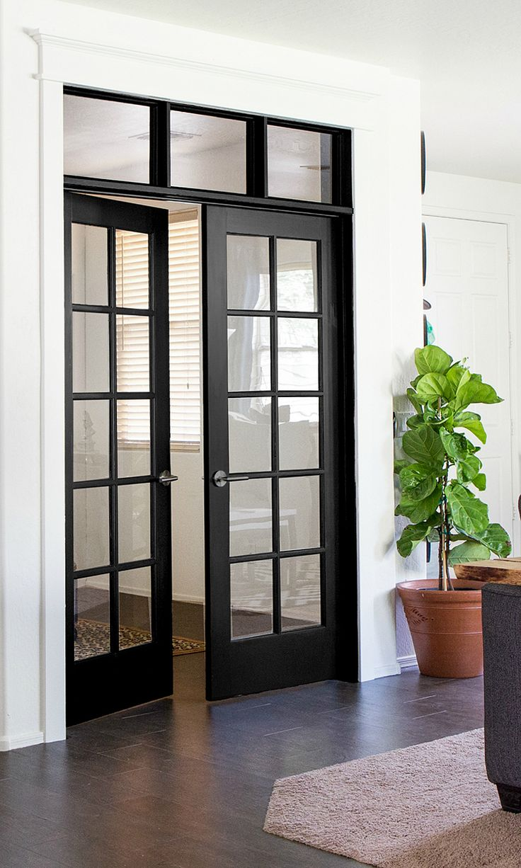 french doors interior 8 foot photo - 7