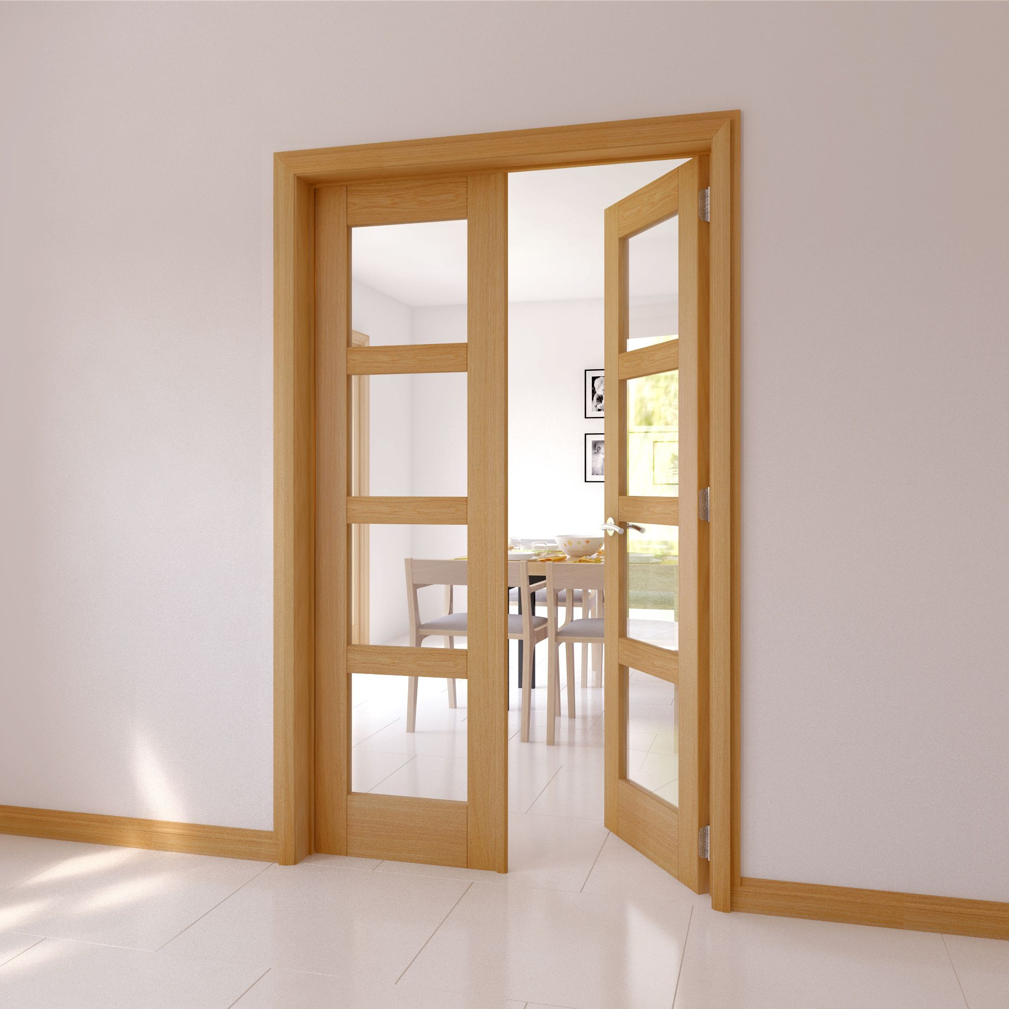 French Doors Interior B And Q