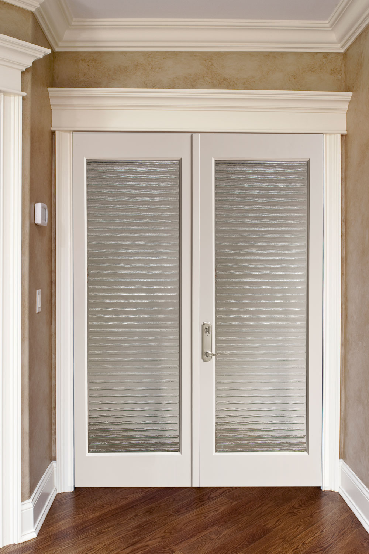 french doors interior bedroom photo - 10