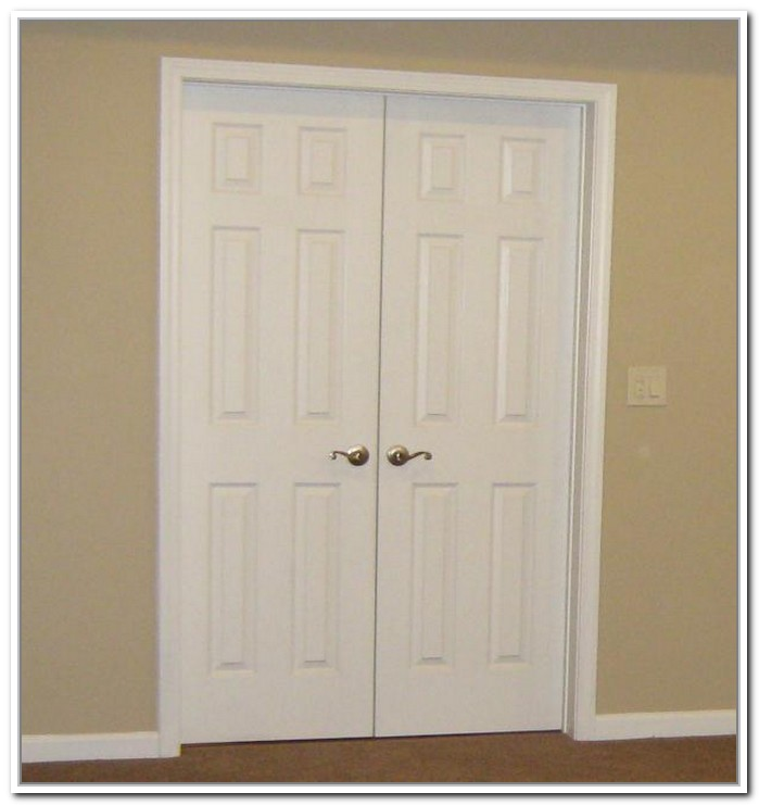 French Doors Interior Closet Hawk Haven