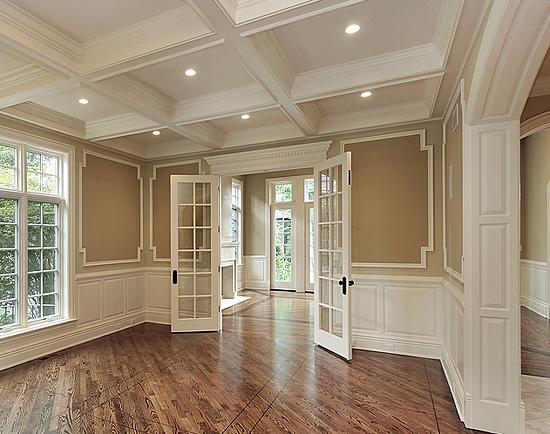 Gentil French Doors Interior Design