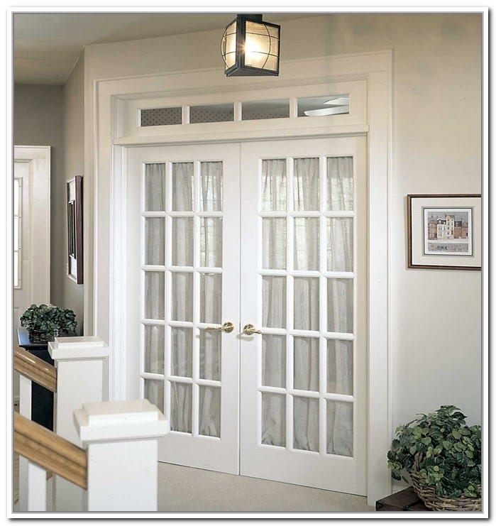 french doors interior design photo - 8