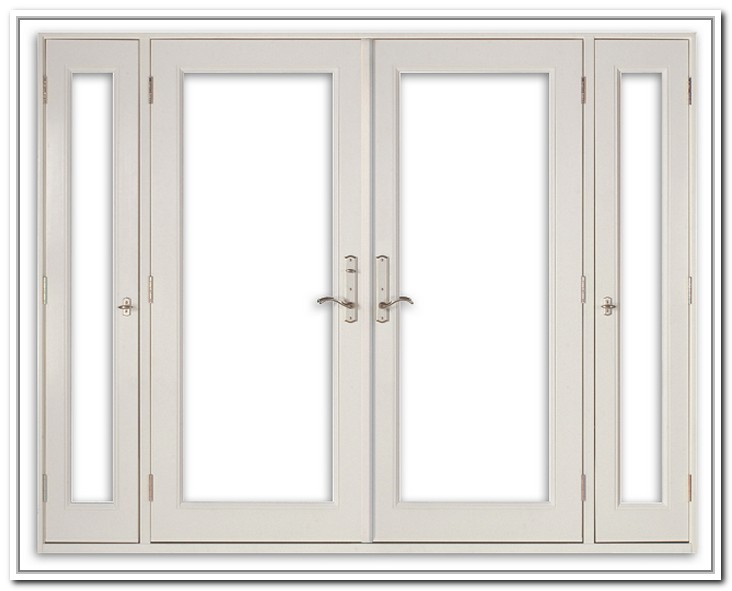 French Doors Interior Dimensions