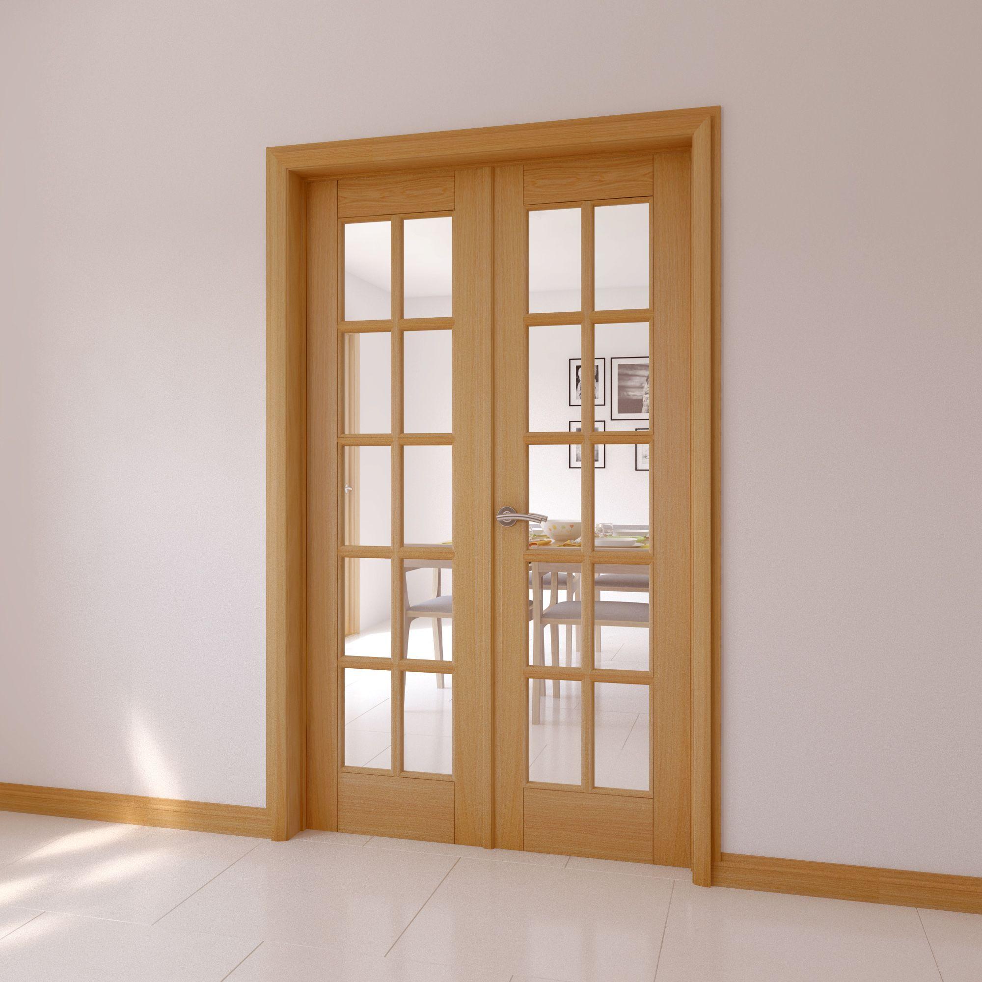 Interior Door Diy Ideas: French Doors Interior Diy