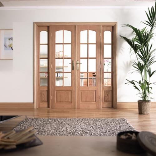 french doors interior double photo - 6
