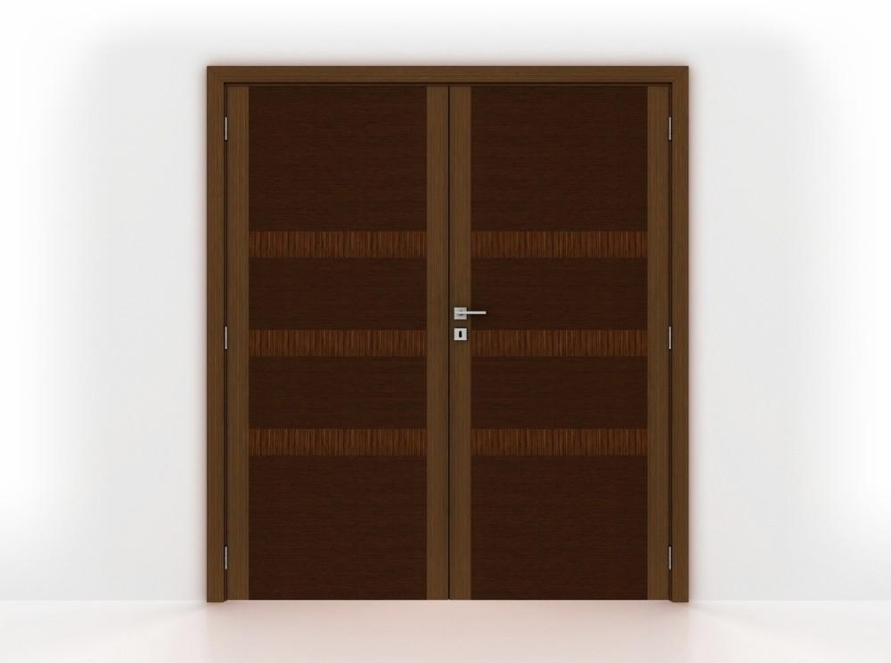french doors interior double photo - 8