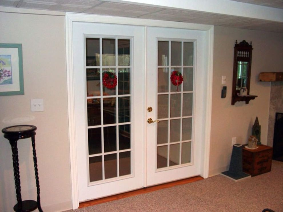 french doors interior pre hung photo - 3