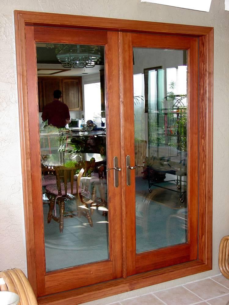 french double doors photo - 5