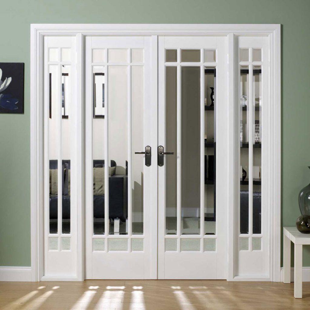 french double doors interior photo - 5