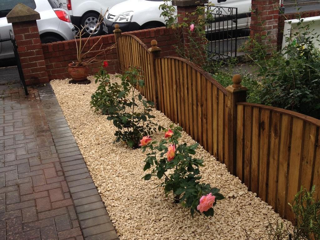 Front garden fencing ideas | Hawk Haven