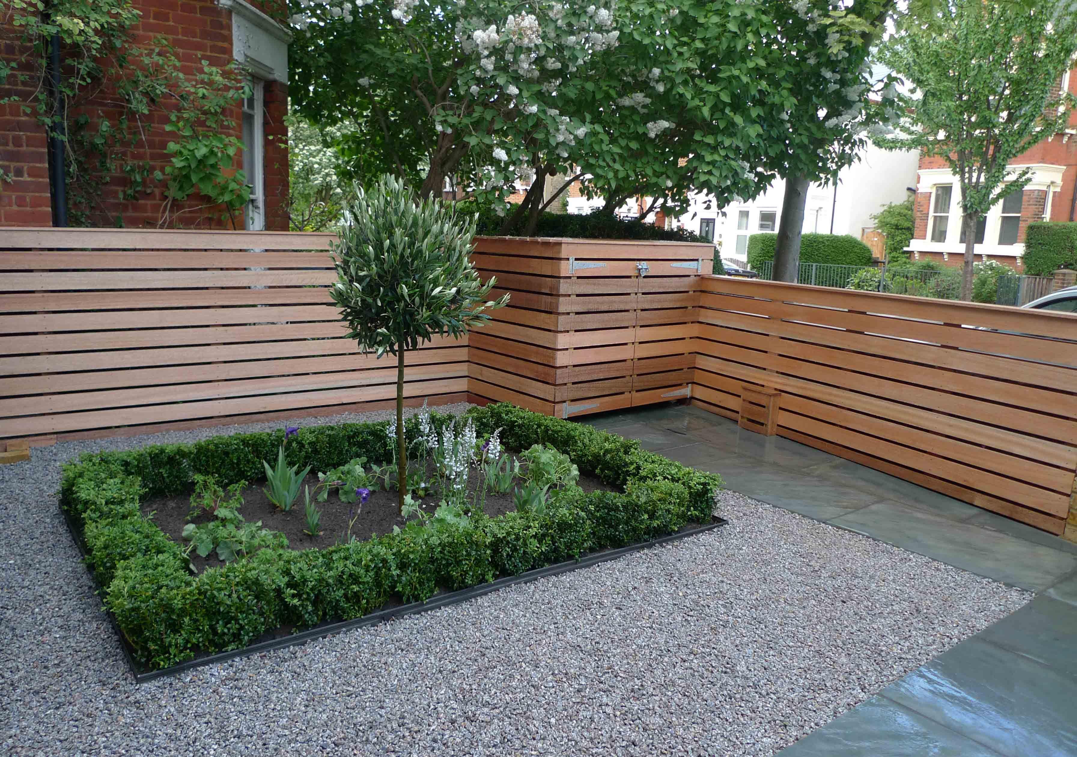 front garden fencing ideas photo - 2