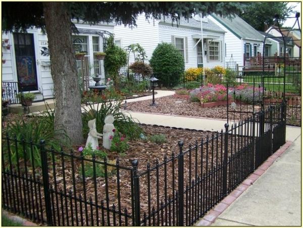 front garden fencing ideas photo - 8