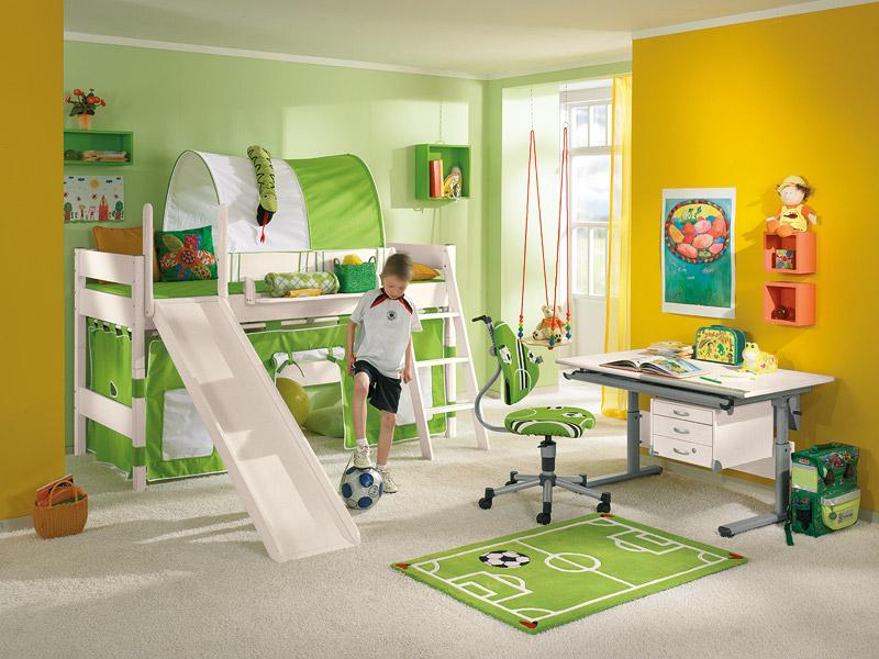 fun bedroom furniture for kids photo - 10