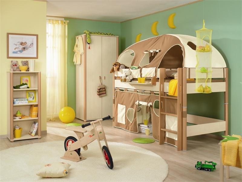 fun bedroom furniture for kids photo - 2