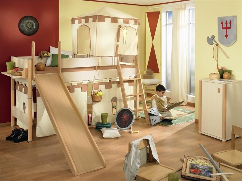 fun bedroom furniture for kids photo - 3