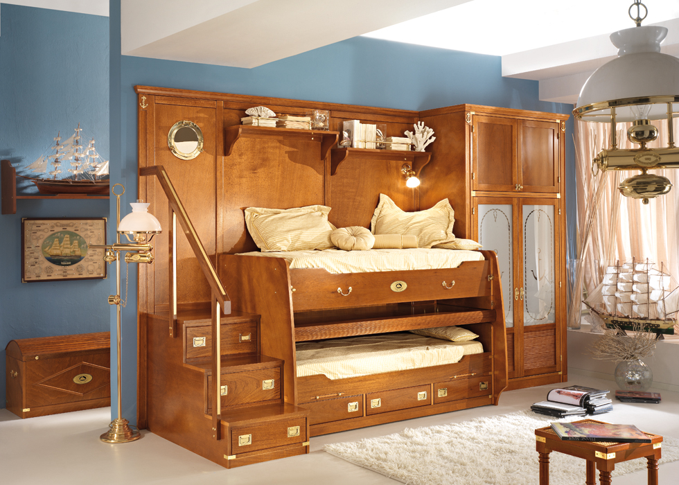 fun bedroom furniture for kids photo - 7