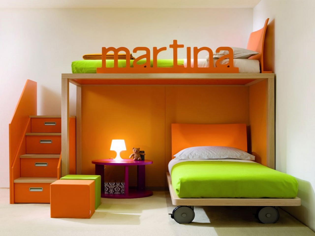 funky bedroom furniture for kids photo - 8