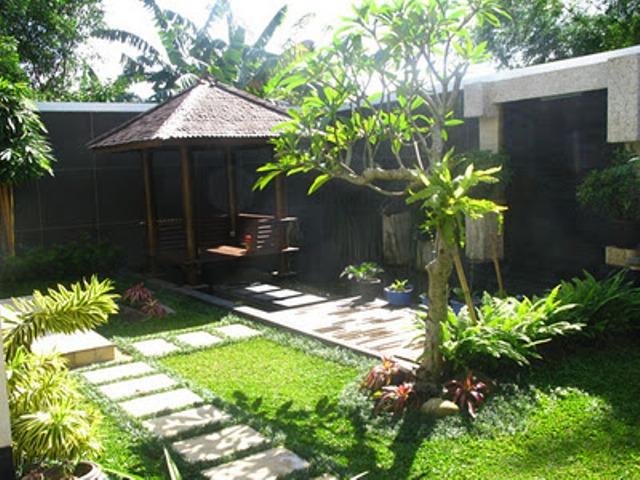 garden design and ideas tropical photo - 5