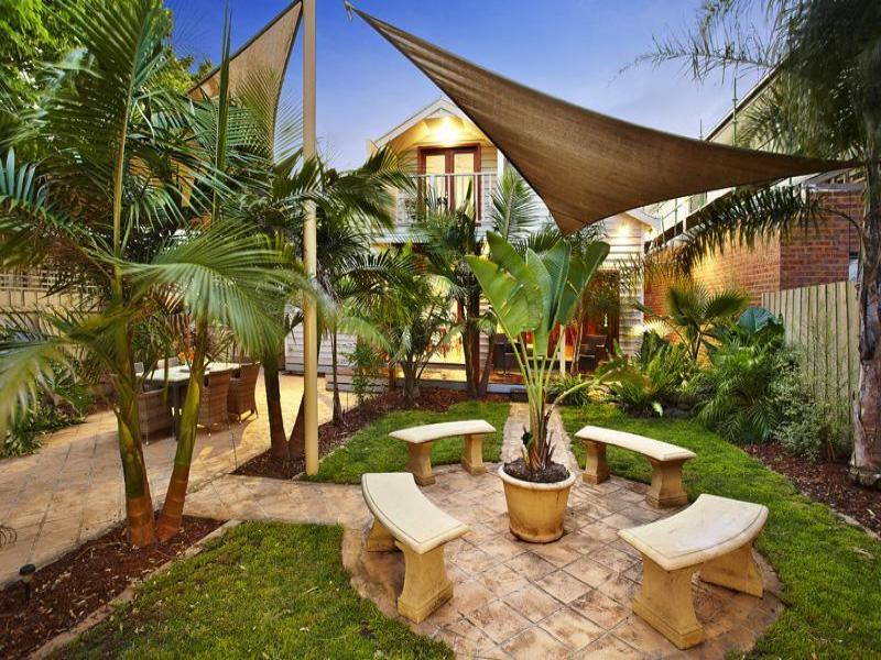 garden design and ideas tropical photo - 7