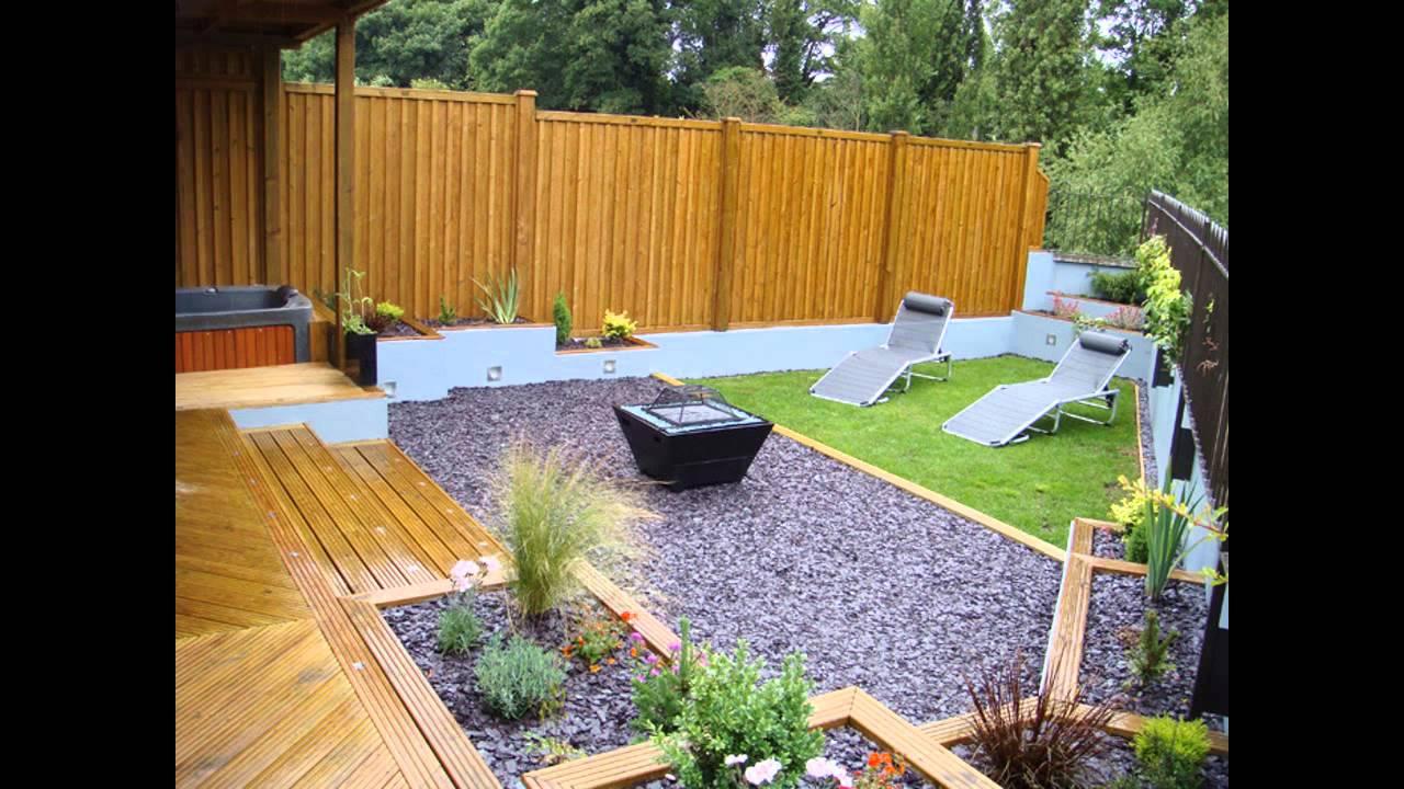 Garden design ideas decking | Hawk Haven on Decking Designs For Small Gardens id=30926