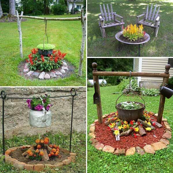 Garden design ideas diy | Hawk Haven