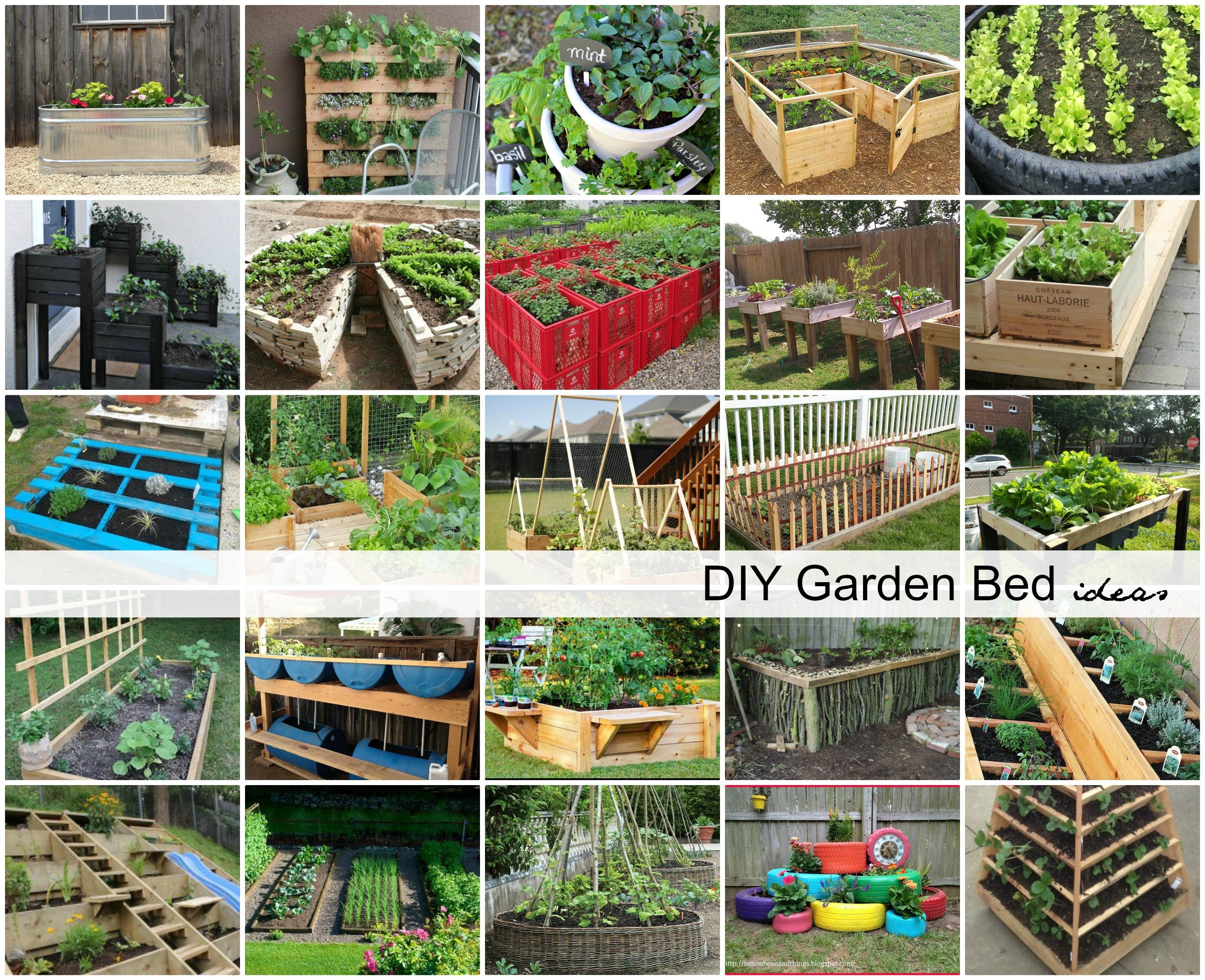 Garden Design Ideas Diy Photo   3