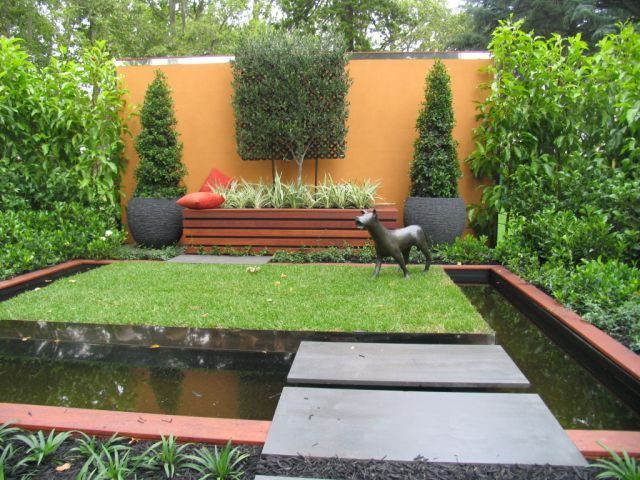 garden design ideas dogs photo - 3