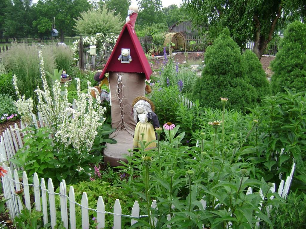garden design ideas for kids photo - 10