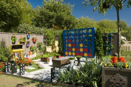 garden design ideas for kids photo - 2