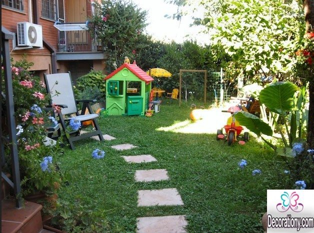 garden design ideas for kids photo - 3