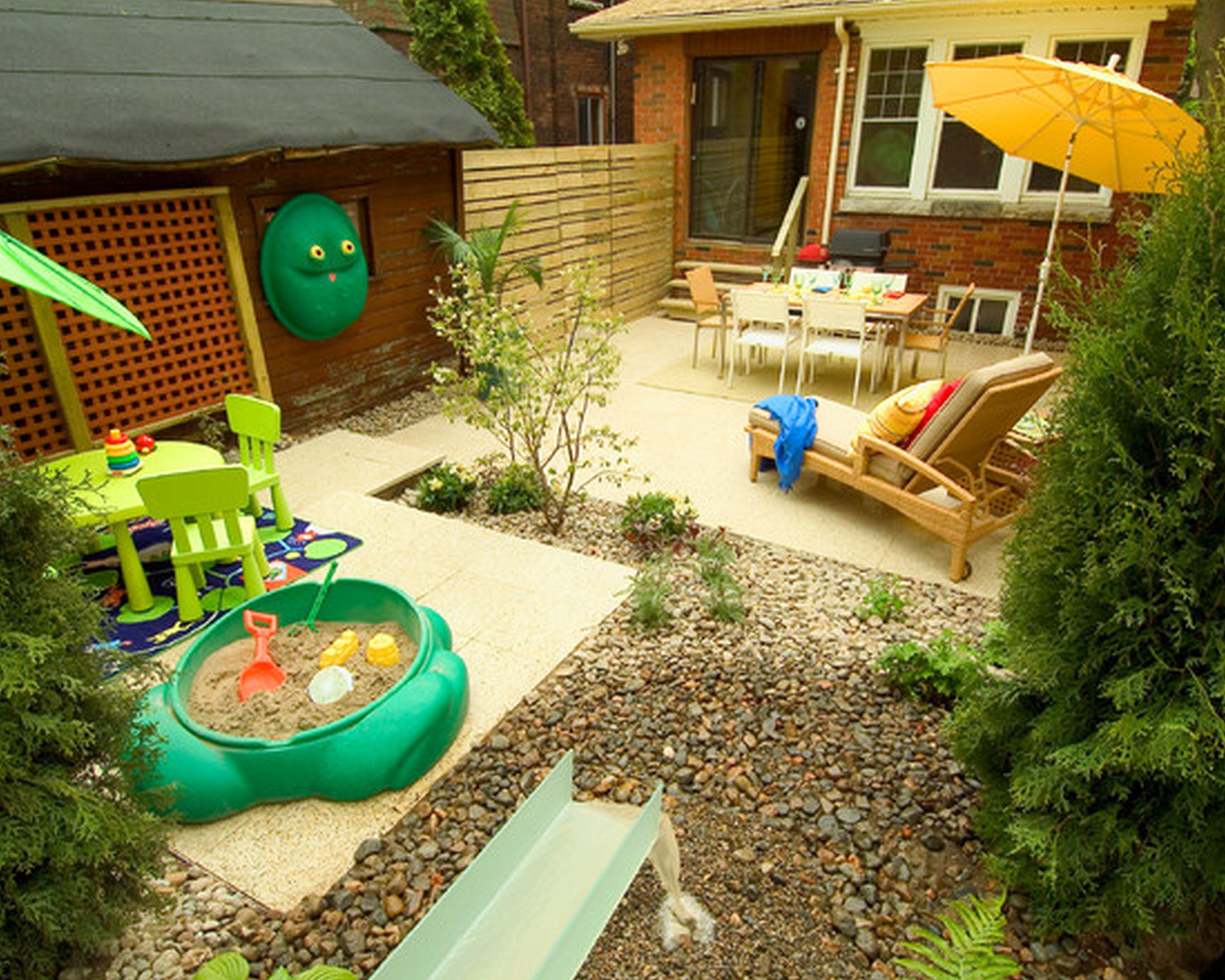 garden design ideas for kids photo - 5