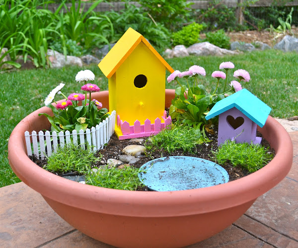 garden design ideas for kids photo - 6