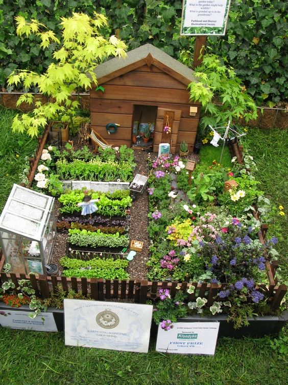 garden design ideas for kids photo - 7