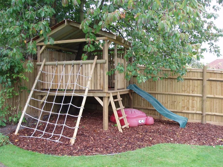 garden design ideas for kids photo - 8