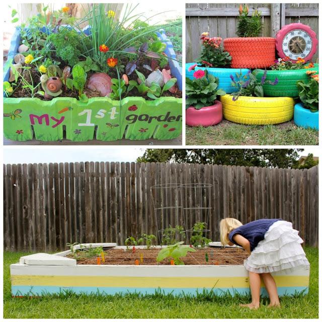 garden design ideas for kids photo - 9