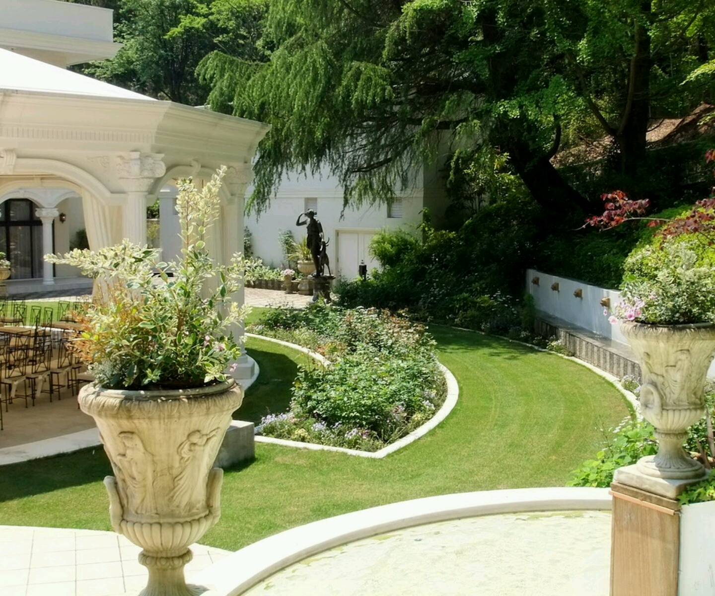 garden design ideas for new houses photo - 3
