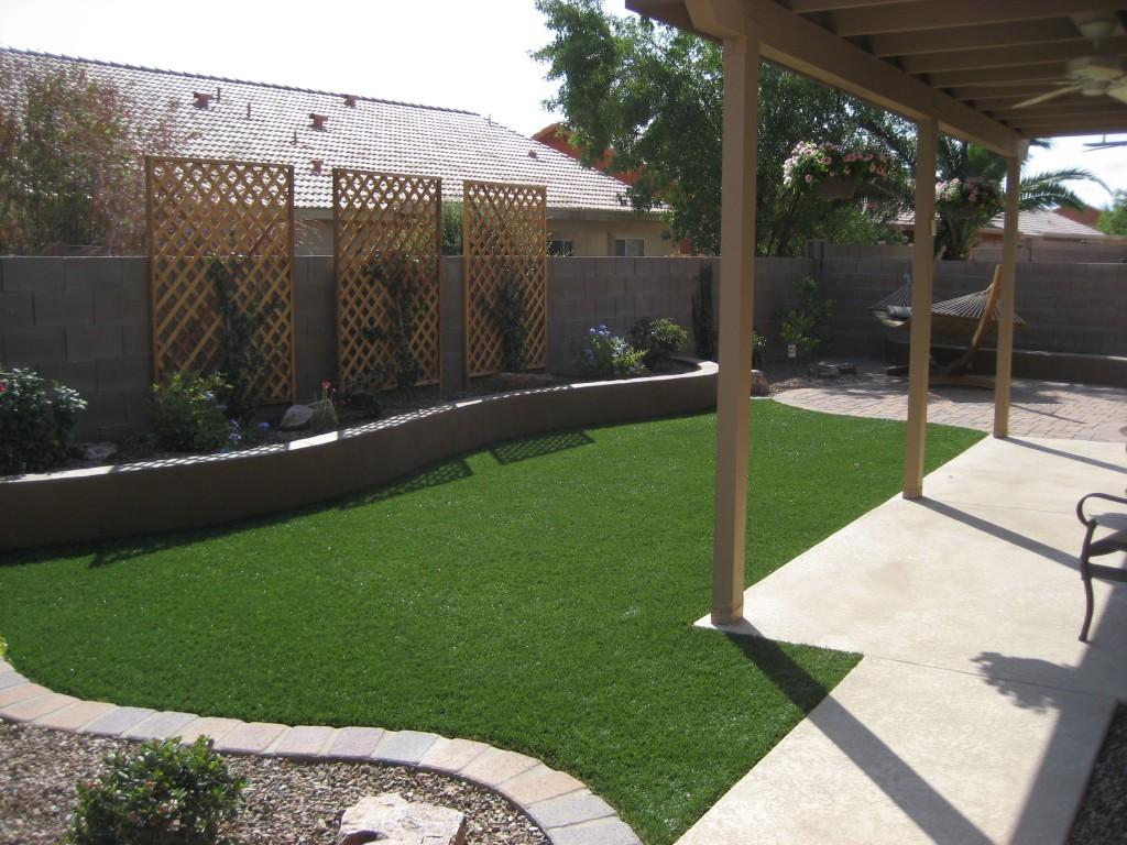 garden design ideas for small backyards photo - 5
