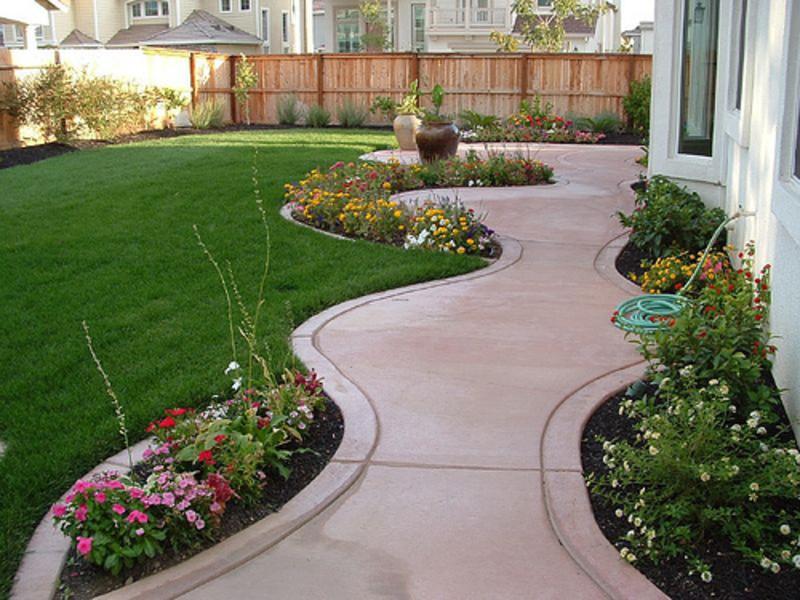 garden design ideas for small backyards photo - 6