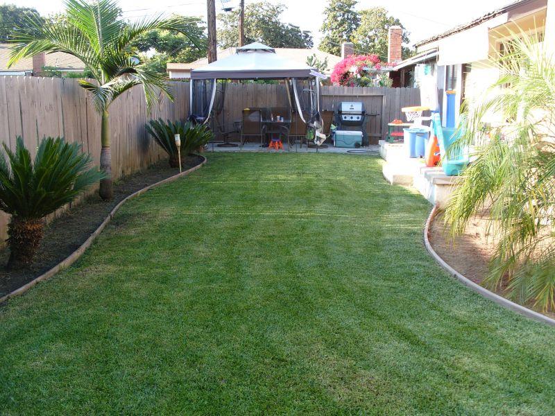garden design ideas for small backyards photo - 7