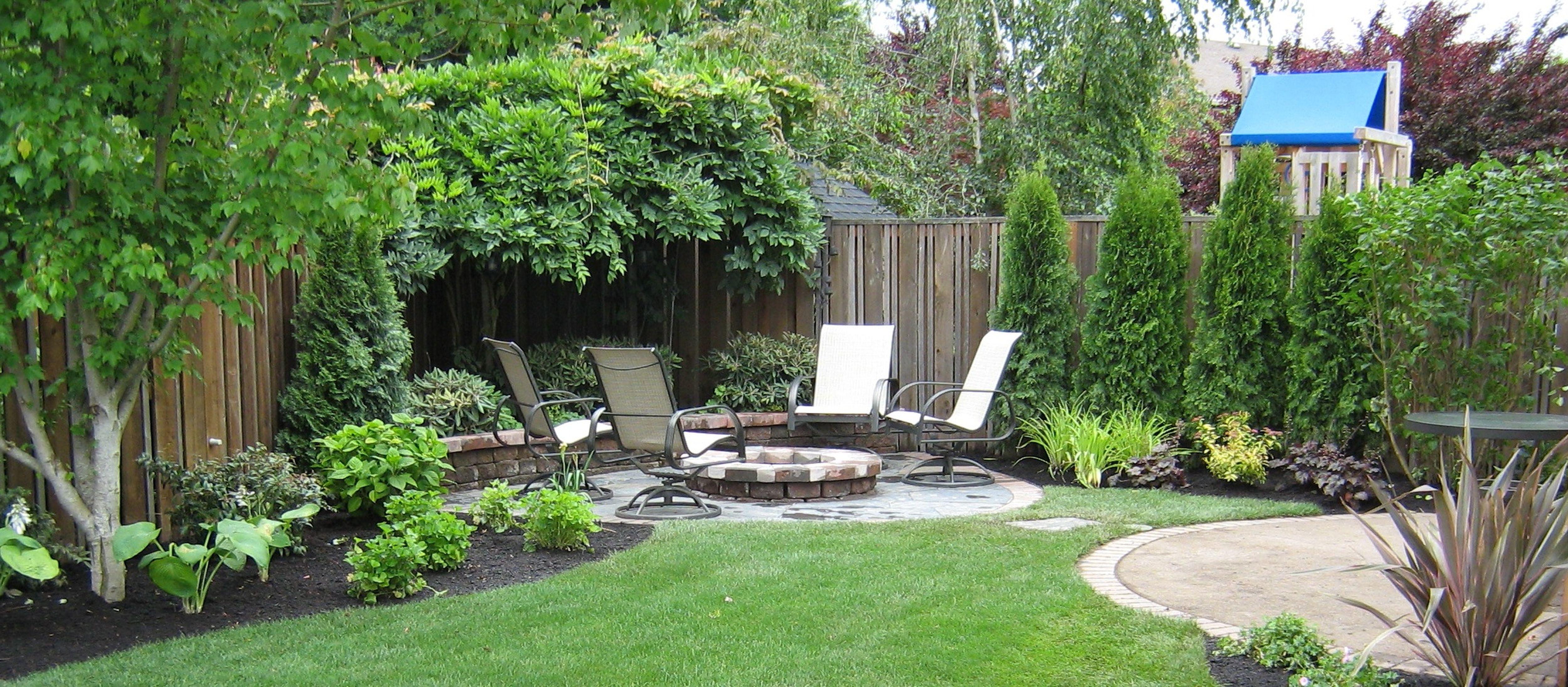 garden design ideas for small backyards photo - 8