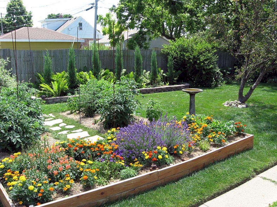 garden design ideas for small backyards photo - 9